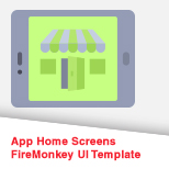 App Home Screens