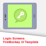 Login Screens