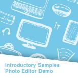 Photo Editor Demo (C++)