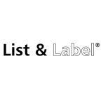 Trial - combit List && Label