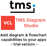 (Trial) TMS Diagram Studio