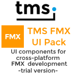 (Trial) TMS FMX UI Pack