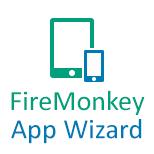 FireMonkey App Low Code Wizard