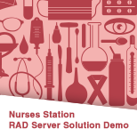 RAD Server Nurses Demo
