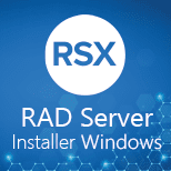 RAD Server Installer for Windows