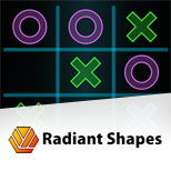 Bonus Radiant Shapes