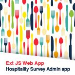Sencha Ext JS Web App