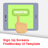 Sign Up Screens