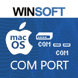 ComPort for macOS (Winsoft)
