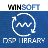 DSP library (Winsoft)