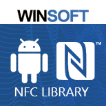 NFC Library for Android (Winsoft)