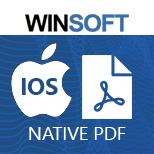 Native PDF for iOS (Winsoft)