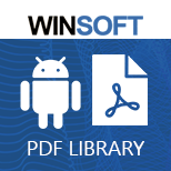 PDF Library for Android (Winsoft)