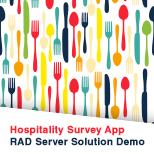 RAD Server Hospitality Demo