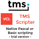 Trial - TMS Scripter