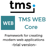 Trial - TMS WEB Core