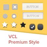 Radiant VCL Premium Style